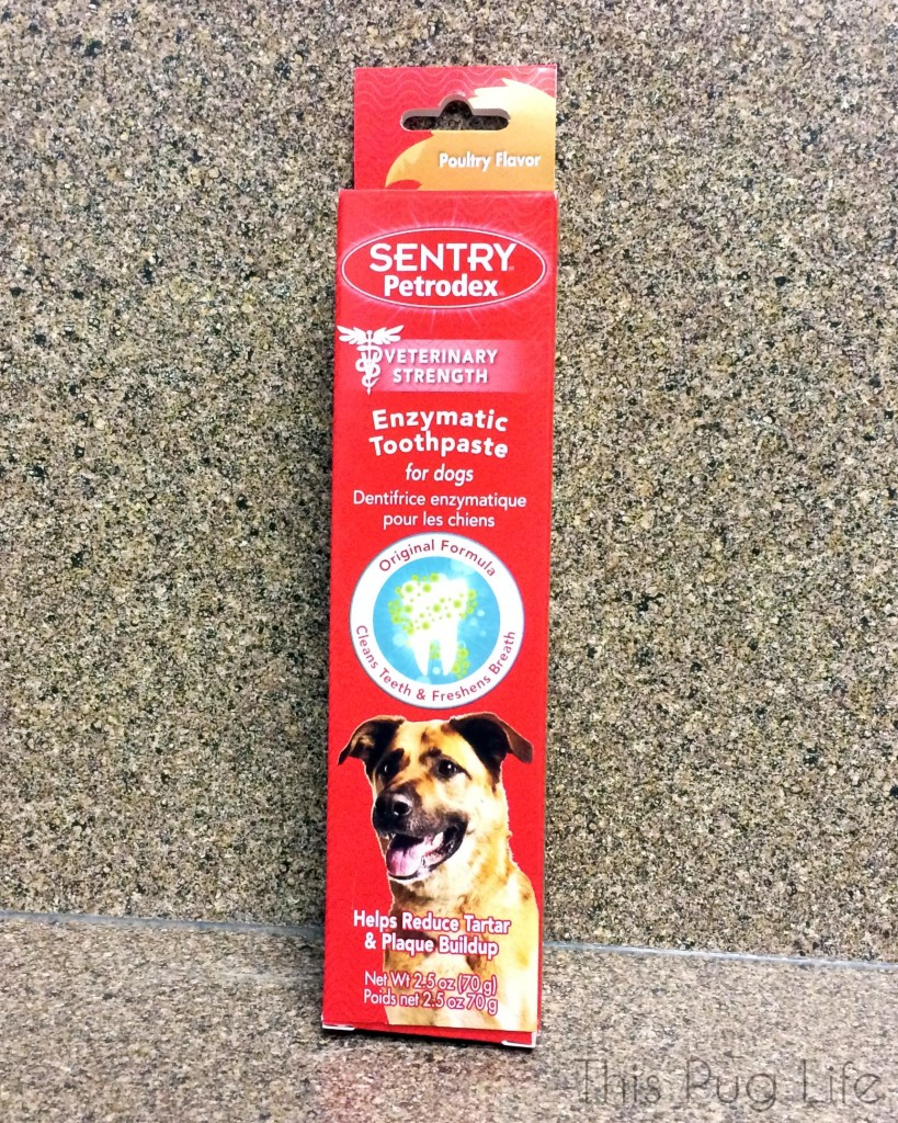 Sentry Petrodex Poultry Flavored Toothpaste