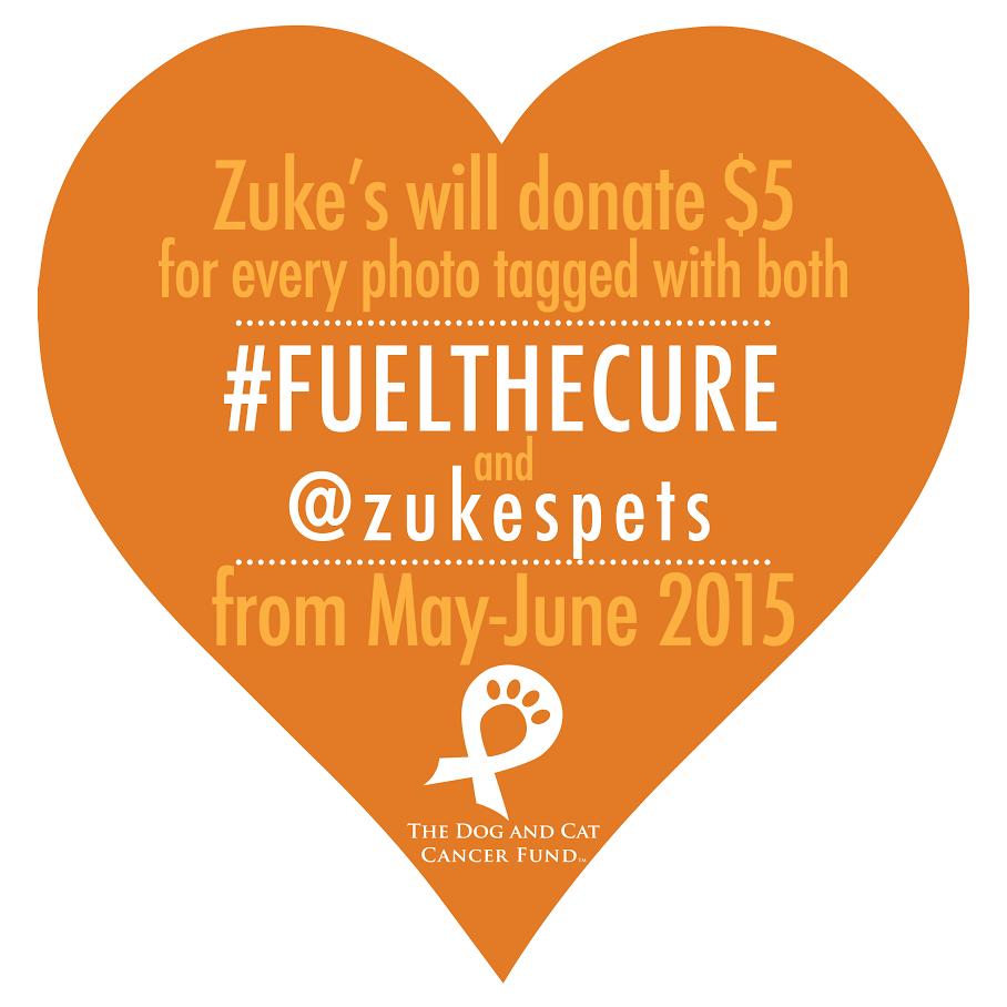 Zuke's Fuel the Cure