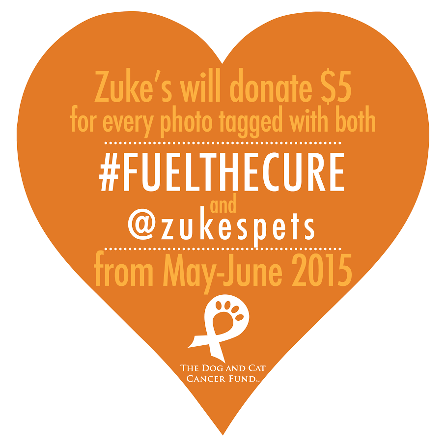 Zuke's Fuel the Cure