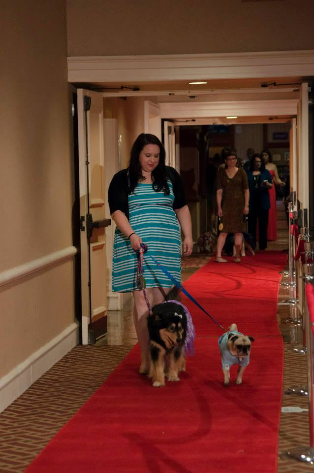 BlogPaws Red Carpet