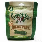 Pug Reviews: Grain Free Greenies