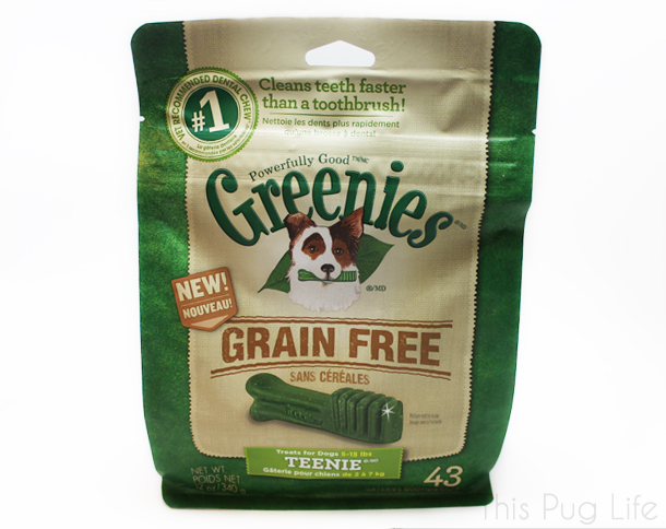 Grain-Free Greenies