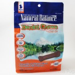 Pug Reviews: Natural Balance Dental Chews