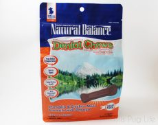 Natural Balance Dental Chews Pumpkin, Chicken and Papaya