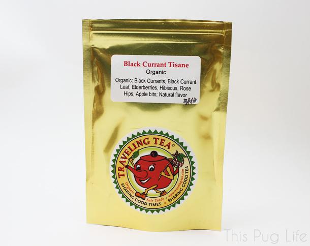Black Currant Herbal Tea