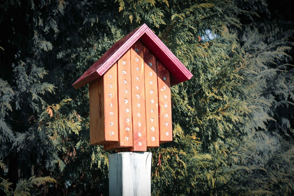 how to make your own mason bee house