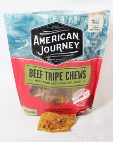 American Journey Beef Tripe Chews