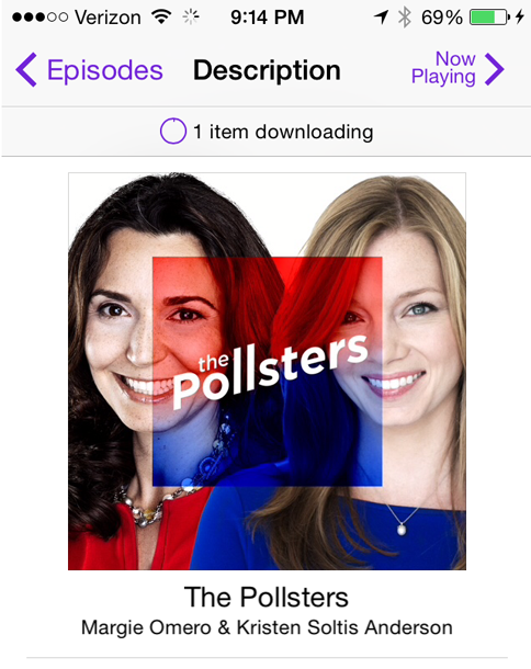 The Pollsters Podcast