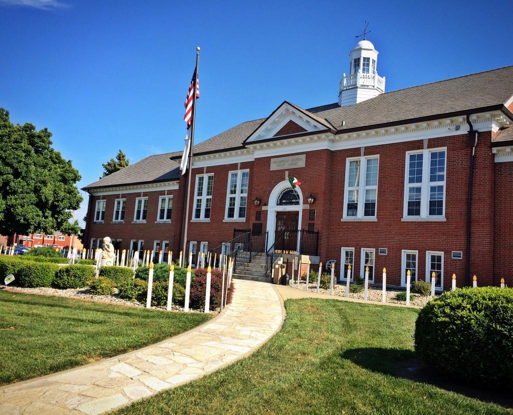 Centennial Library
