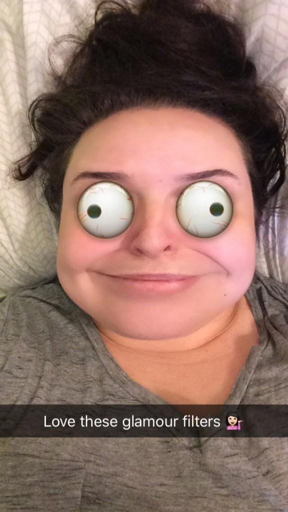Snapchat Selfie Lenses