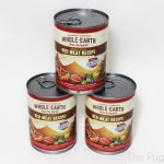 Pug Reviews: Whole Earth Farms Dog Food