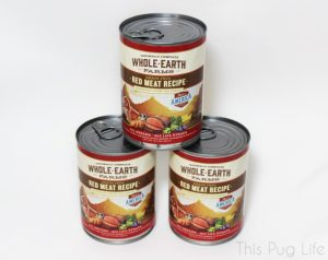 Whole Earth Farms Red Meat Recipe