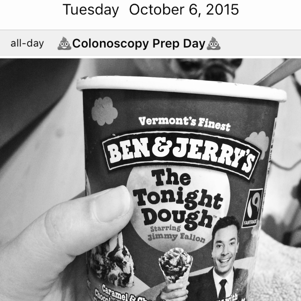 Ben and Jerry's The Tonight Dough