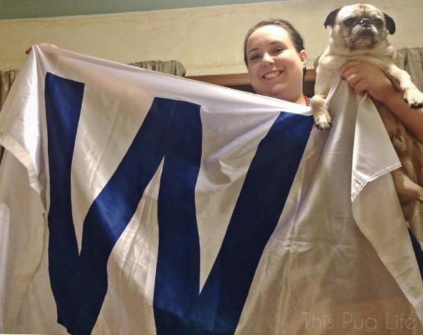 Pug W Flag2