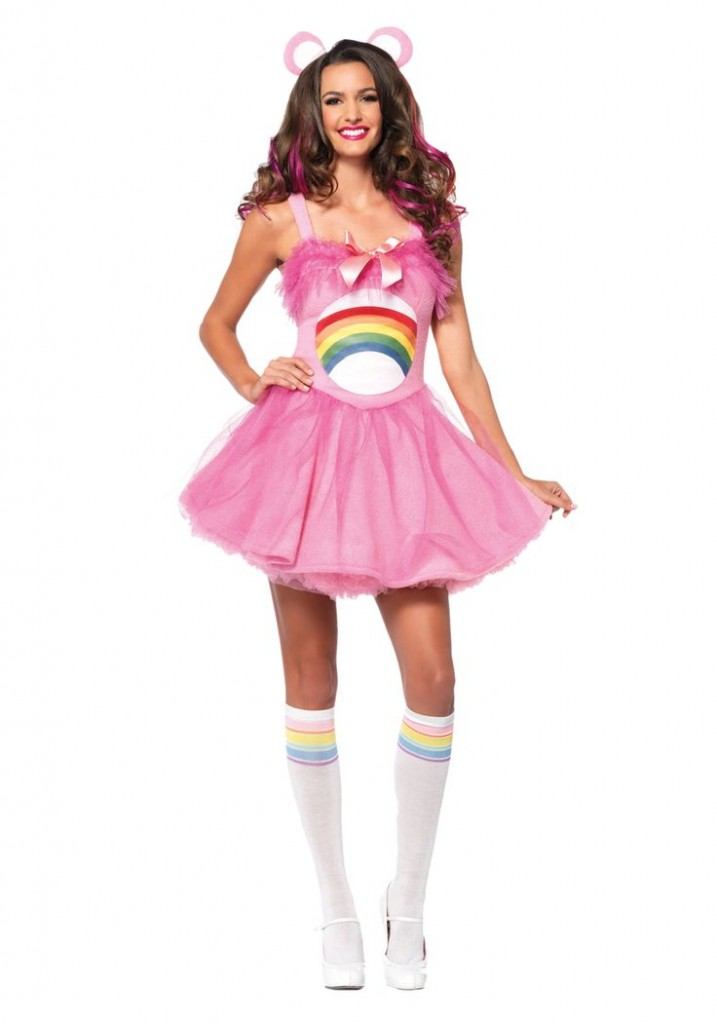 Sexy Care Bear Halloween Costume