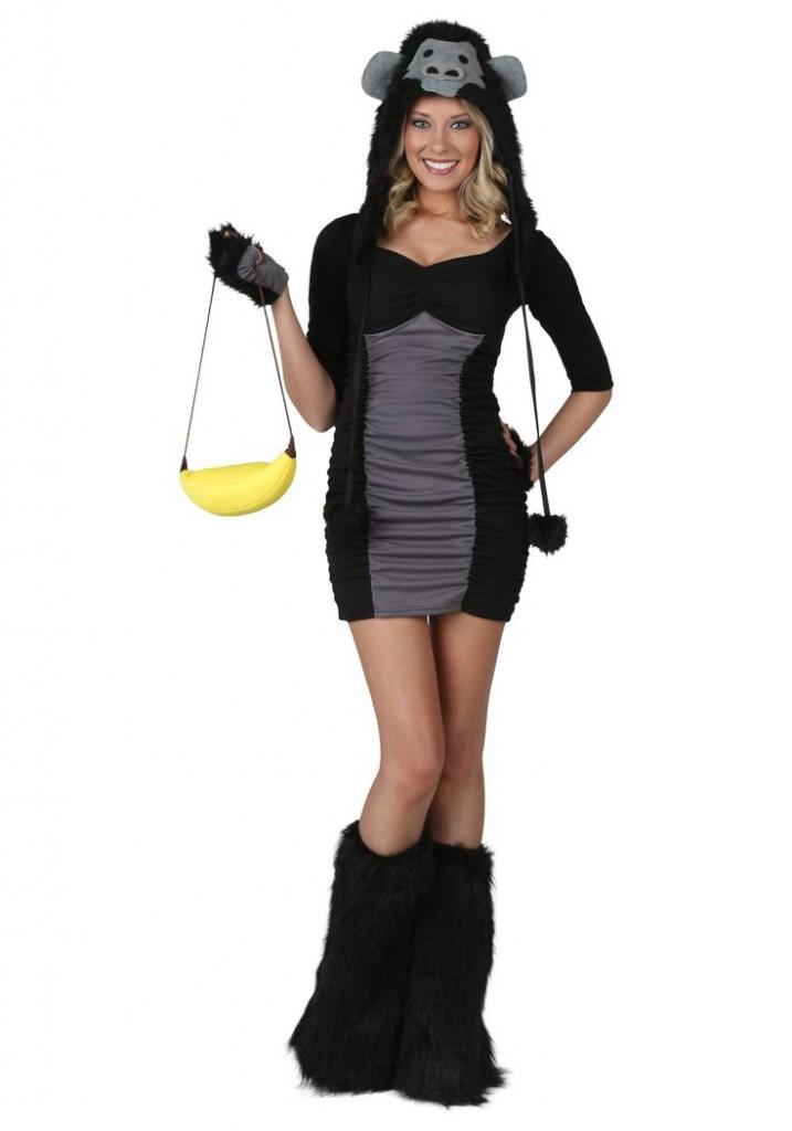 Sexy costume video