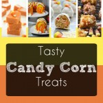 Tasty Candy Corn Treats for National Candy Corn Day 2015