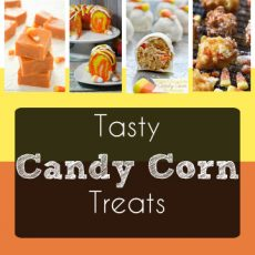 Tasty Candy Corn Treats for National Candy Corn Day
