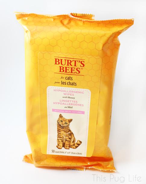 Burt's Bees Hypoallergenic Wipes