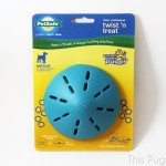 Pug Reviews: Busy Buddy Twist 'n Treat