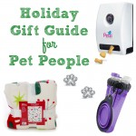 Holiday Gift Guide for Pet People 2015