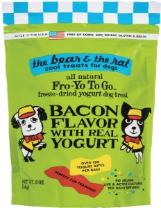 The Bear and The Rat Freeze-Dried Yogurt