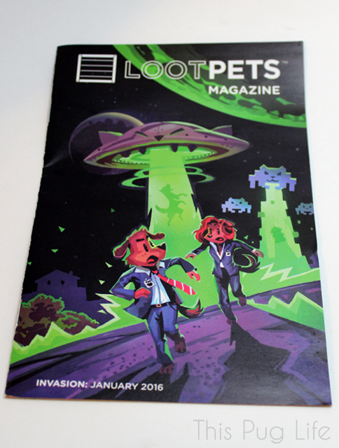 Loot Pets January Magazine