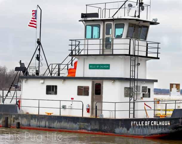 Brussels Ferry Grafton Illinois