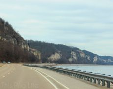 Alton Illinois Great River Road Bluffs