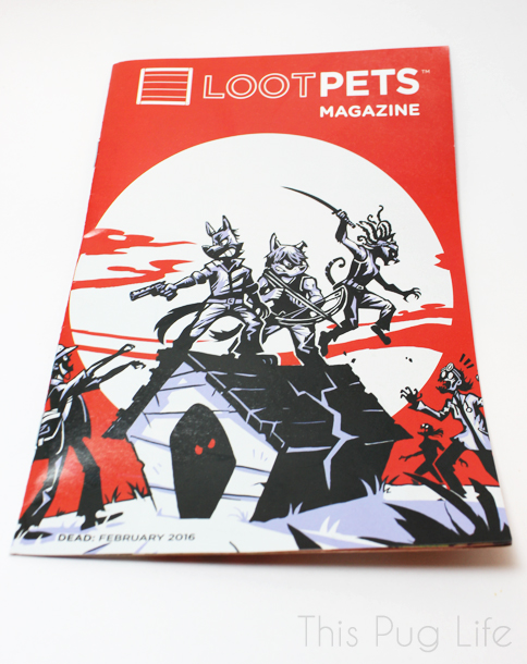Loot Pets Magazine February 2016 Dog Walking Dead