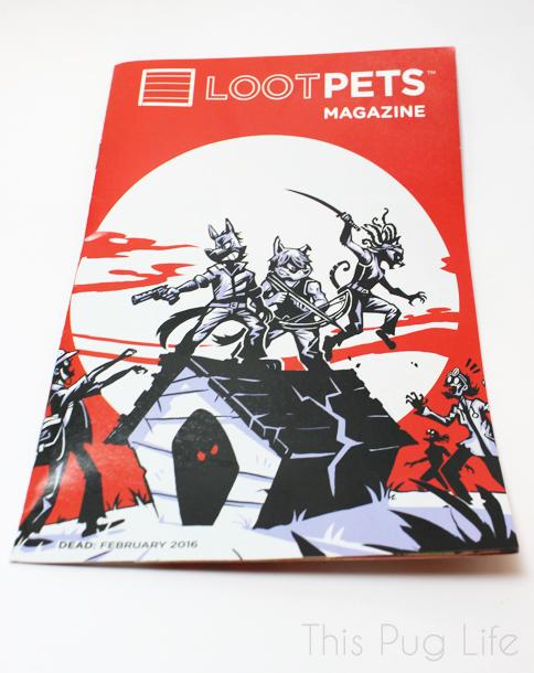 Loot Pets Magazine February 2016 Dog Walking Dead