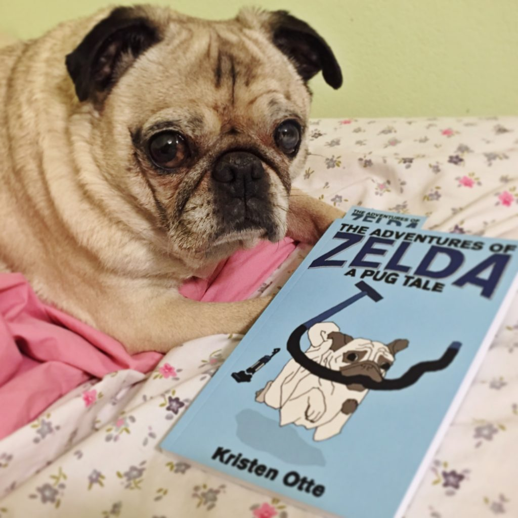 Pug The Adventures of Zelda the Pug