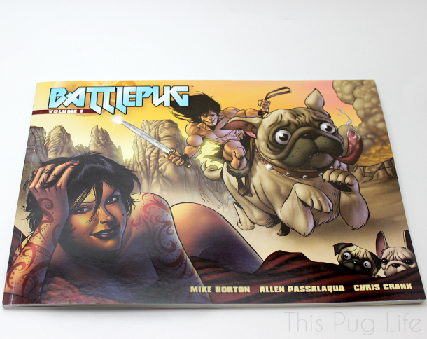 Loot Pets April 2016 Battlepug Volume 1