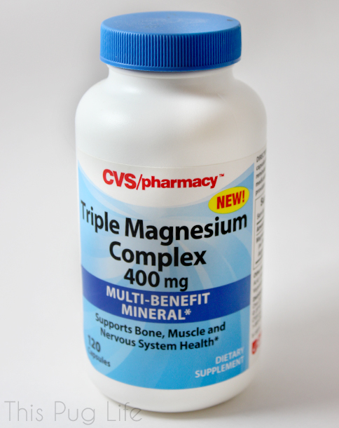 CVS Magnesium Supplement