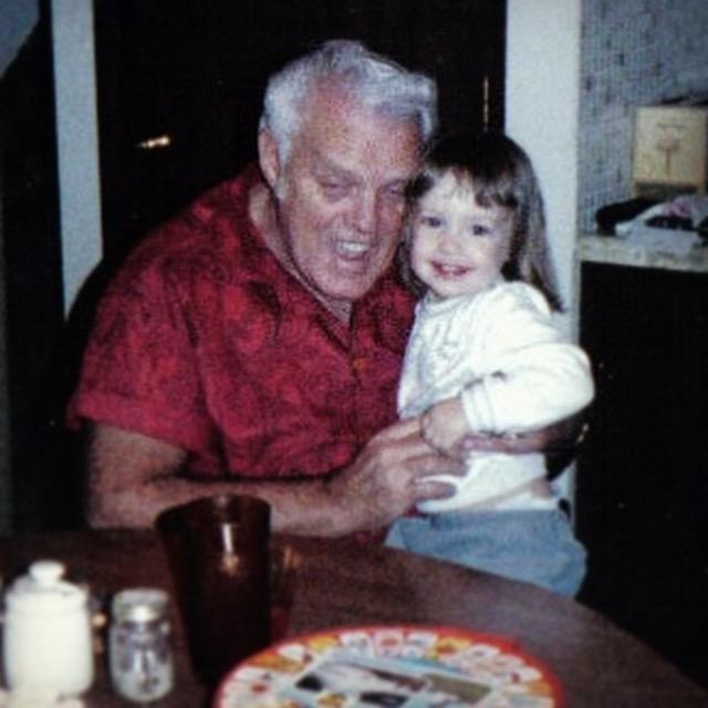 Father's Day Grandpa Pic