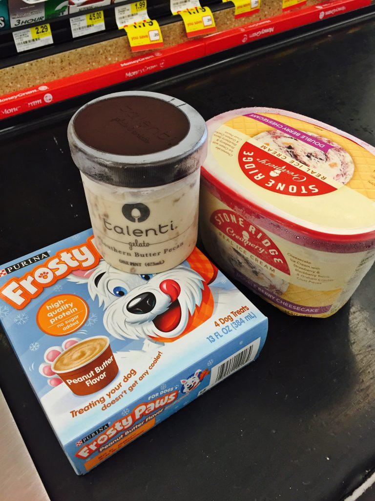National Ice Cream Day Shopping