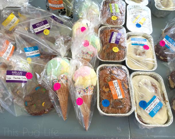 Strut Your Mutt Bake Sale