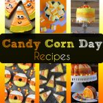 Candy Corn Treats for National Candy Corn Day 2016