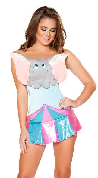 Sexy Dumbo Halloween costume
