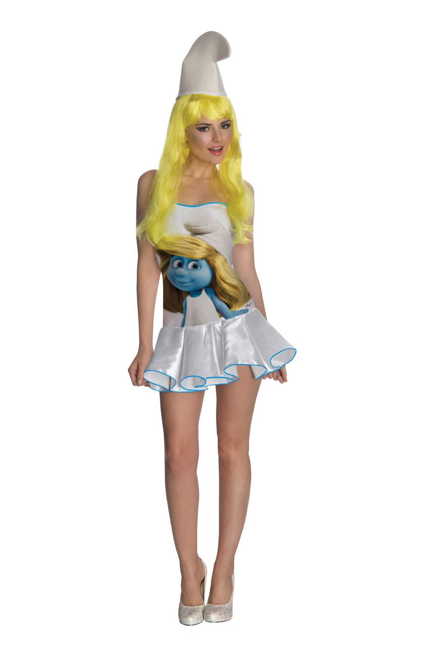 Sexy Smurfette Halloween Costume