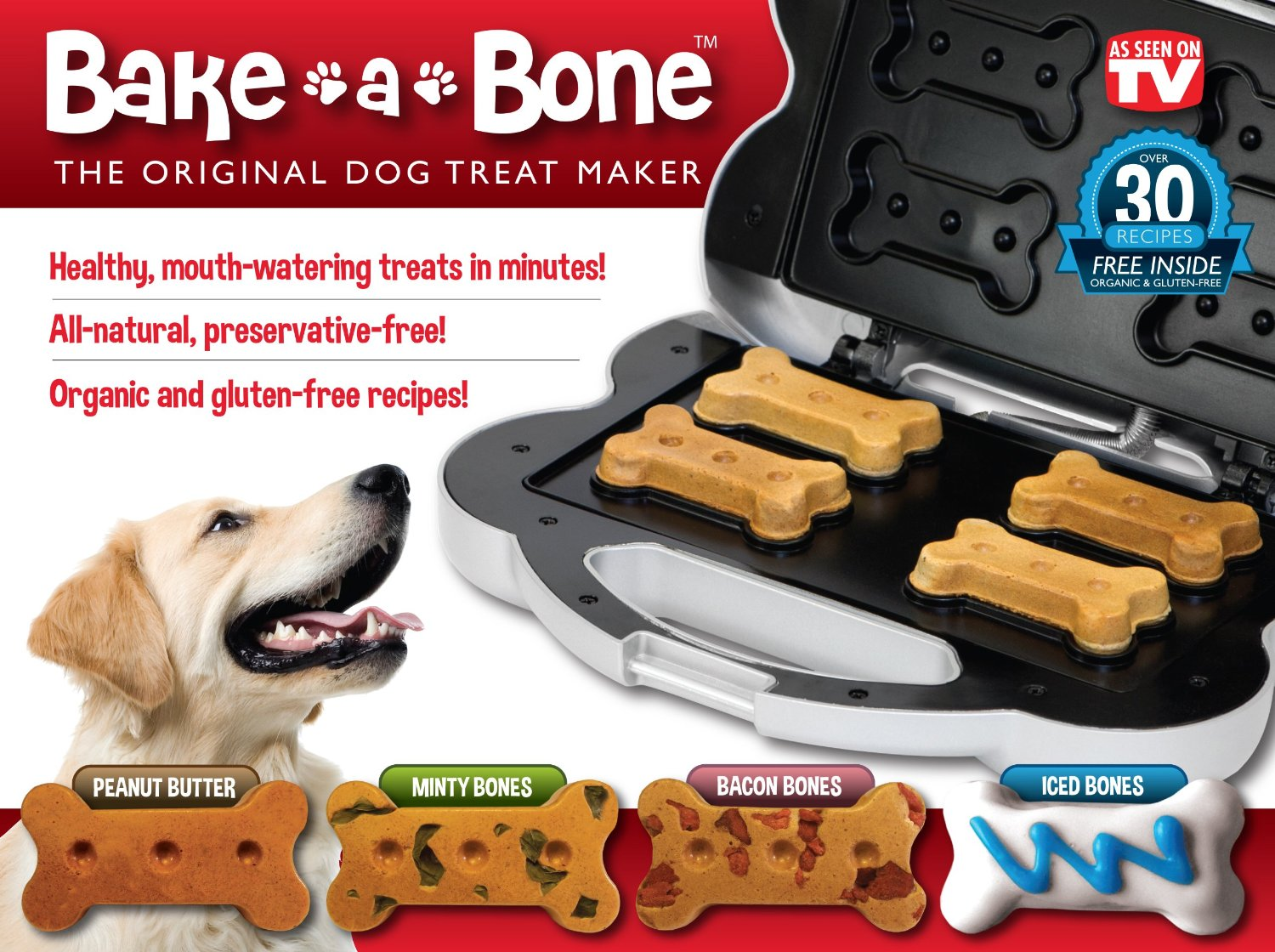 Bake a Bone Treat Maker