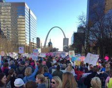 Women's March on St. Louis