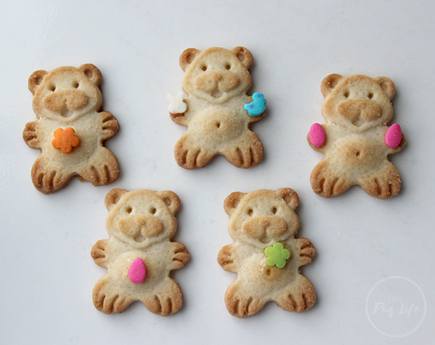 DIY Treats Grandma Lucy's Bears