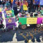Pug Patrol at the 2017 Mardi Gras Beggin' Pet Parade (Part 1)
