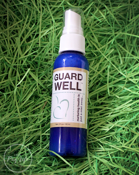 Guard Well Healing Spray