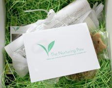 The Nurturing Paw Seasonal Subscription Box