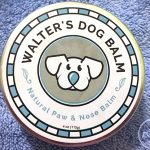 Pug Reviews: Walter's Dog Balm + Giveaway