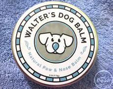 Walter's Dog Balm Review