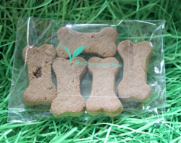 Nurturing Paw Organic Dog Treats