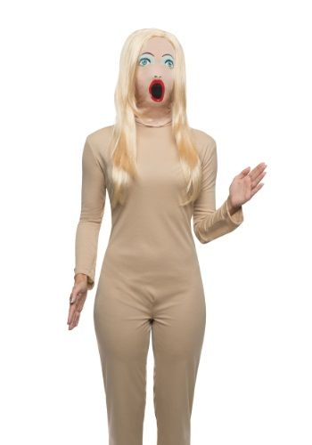 Blow Up Doll halloween costume
